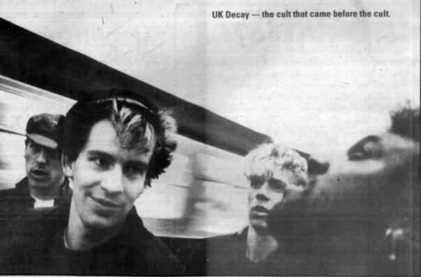 UK Deсay