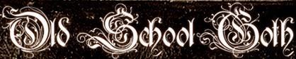 Old School Goth - История готической субкультуры. Готы. Готика.