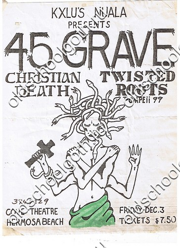 45-Grave-Christian-Death-Twisted-Roots-and-Pompeii-99-at-the-Cove-Theatre-in-Hermosa-Beach-1982.