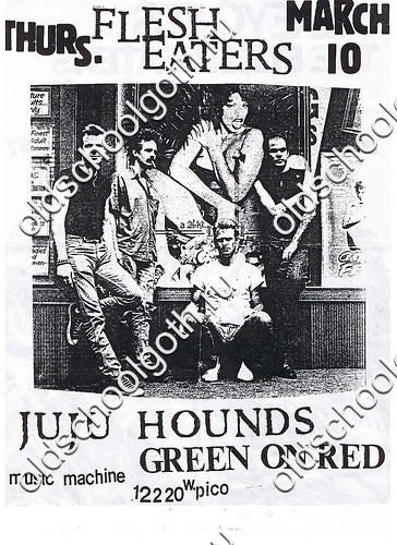Flesh-Eaters-Ju-ju-Hounds-Green-on-Red-at-the-Music-Machine-West-L.A.-CA-1983